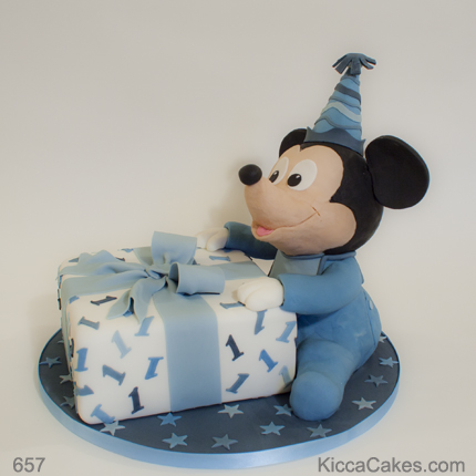 Baby Mickey Kicca Cakes Mummy In The City