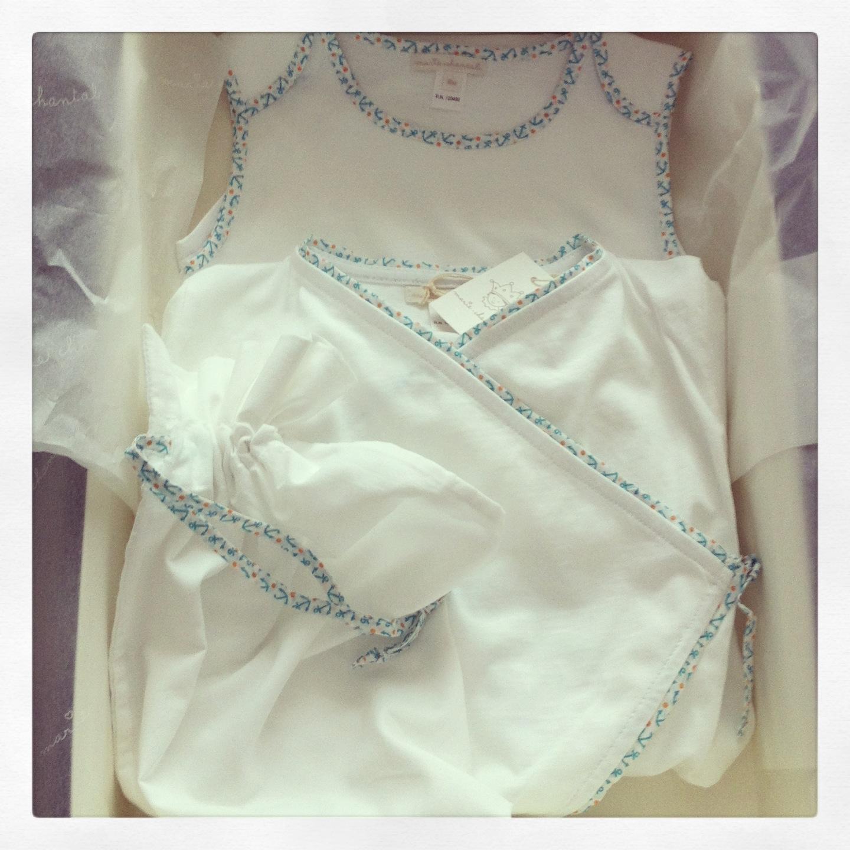 Marie Chantal Anchor Gift Set