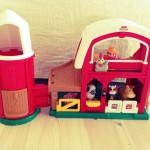 Fisher Price Little People Farm Toy