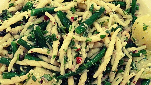 Recipe Kit pasta dinner