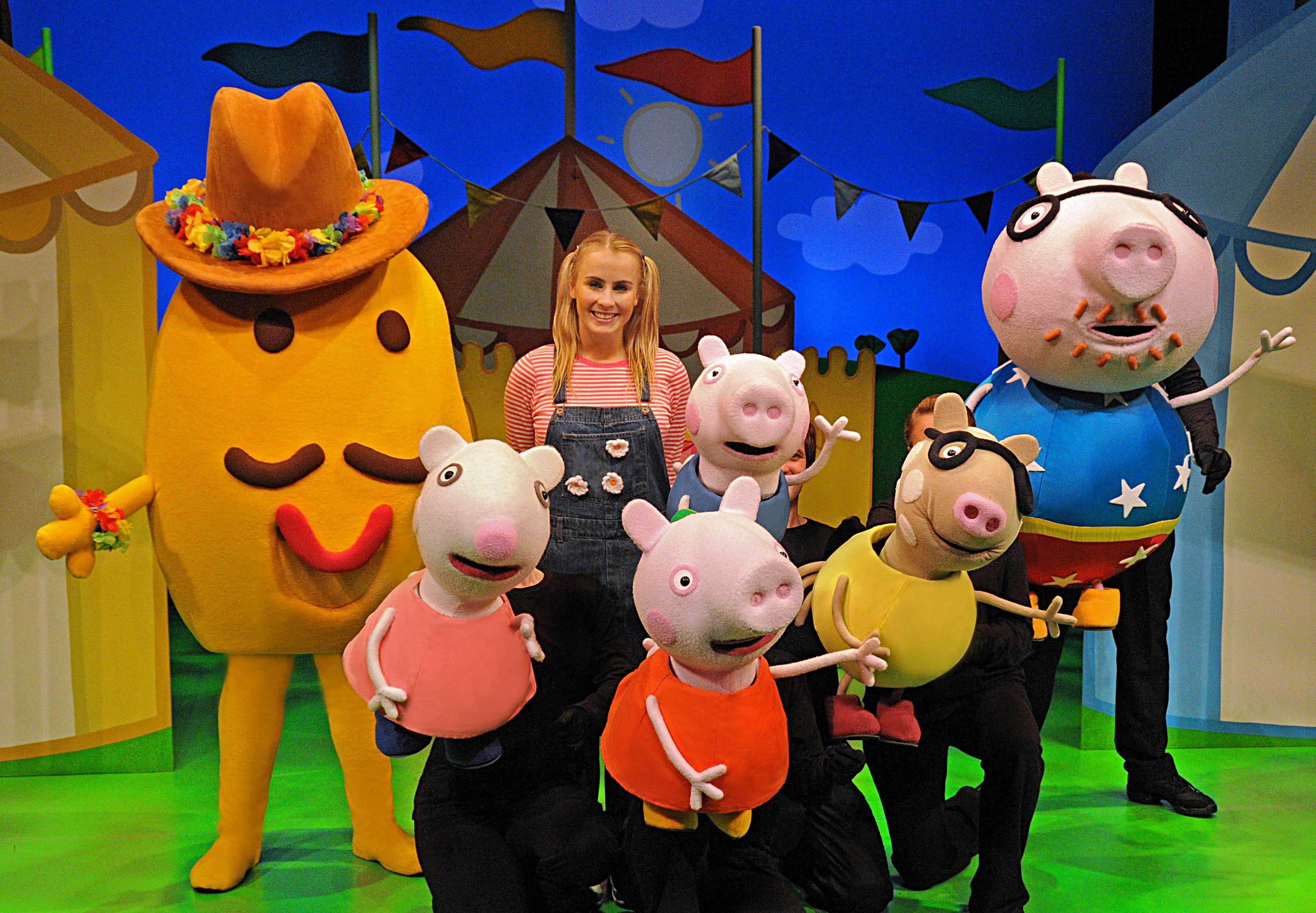 Review The Excitement Of Seeing Peppa Pig S Big Splash At Criterion
