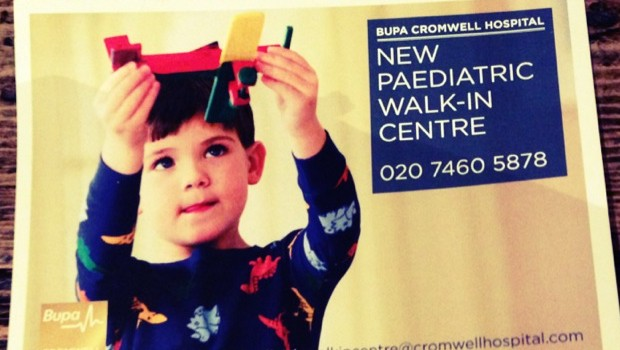 Cromwell_Paediatric_Walk_In_Centre