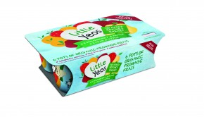 Little Yeos Fromage Frais Strawberry Peach & Apple