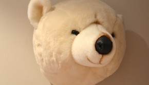 Polar Bear Nursery Decoration