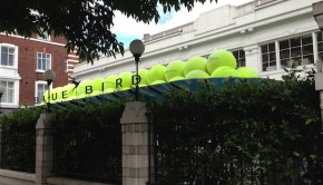 Bluebird Wimbledon Kings Road London