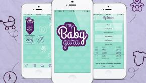 My Baby Guru iPhone app screenshots