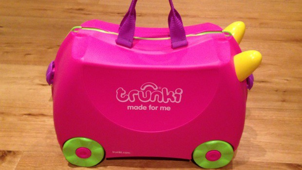 Trunki launches customised children's suitcases - Mummy in the City