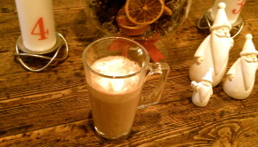 Hot chocolate drink winter Christmas
