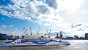 MBNA Thames Clippers The O2