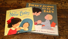 Top New Baby Books