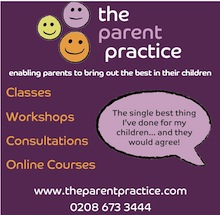 The Parent Practice Ad