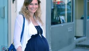Tine Pregnant 2012