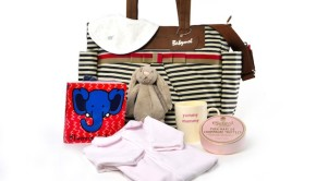 The Essential Bag Company New Mother Bag Girl
