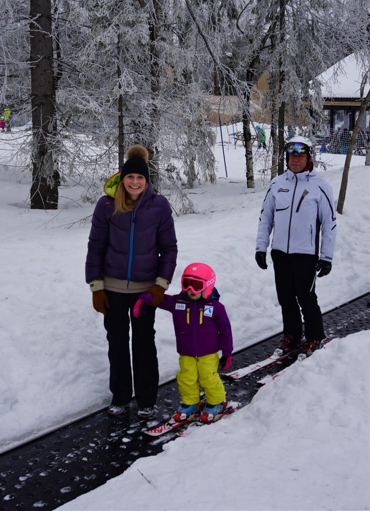 Oslo Vinterpark Ski Lift