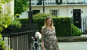 Pregnant in London