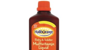 Haliborange Baby and toddler Multivitamin liquid