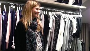 Tine Pregnant Natasha Coote Boutique