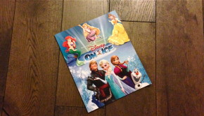Disney on Ice Magical Ice Festival Programme 2015