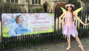 Fairy Feet Fairy Dance Class London Battersea Fairy Blossom