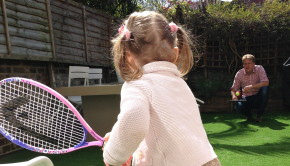 Tennis Toddler Classes Outdoor Activities London
