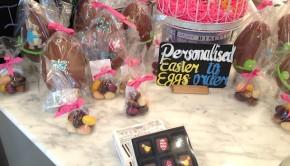 Personalised Easter Eggs Biscuiteers London