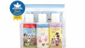 Childs Farm Travel Essentials