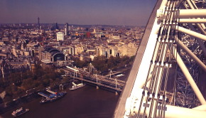 London Eye View of London