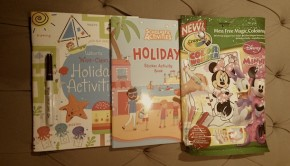 Top holiday activity books 2015
