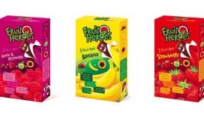 Fruit Heroes Kids Fruit Bars