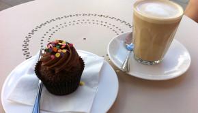 Peggy Porschen Belgravia London Cupcake Coffee