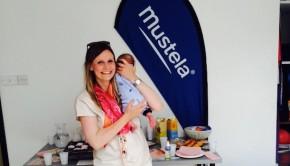 Tine Mustela Baby Massage Event