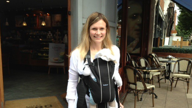 Review Babybjorn Miracle For Making Life Easy With Baby In London