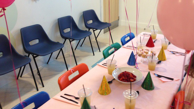 London Kids Birthday Party Venues Harbour Club Chelsea Mummy In - Childrens birthday party ideas in london