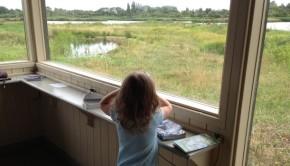 London Wetland Centre Binoculars