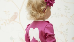 WoolLand Norway Girl Angelwing Top