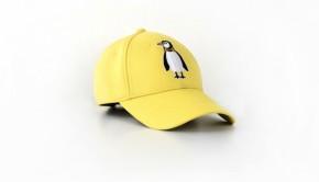 Mini Rodini Yellow Cap