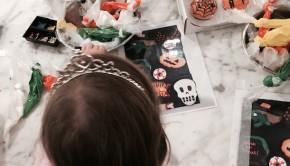 Halloween Princess Icing Biscuiteers