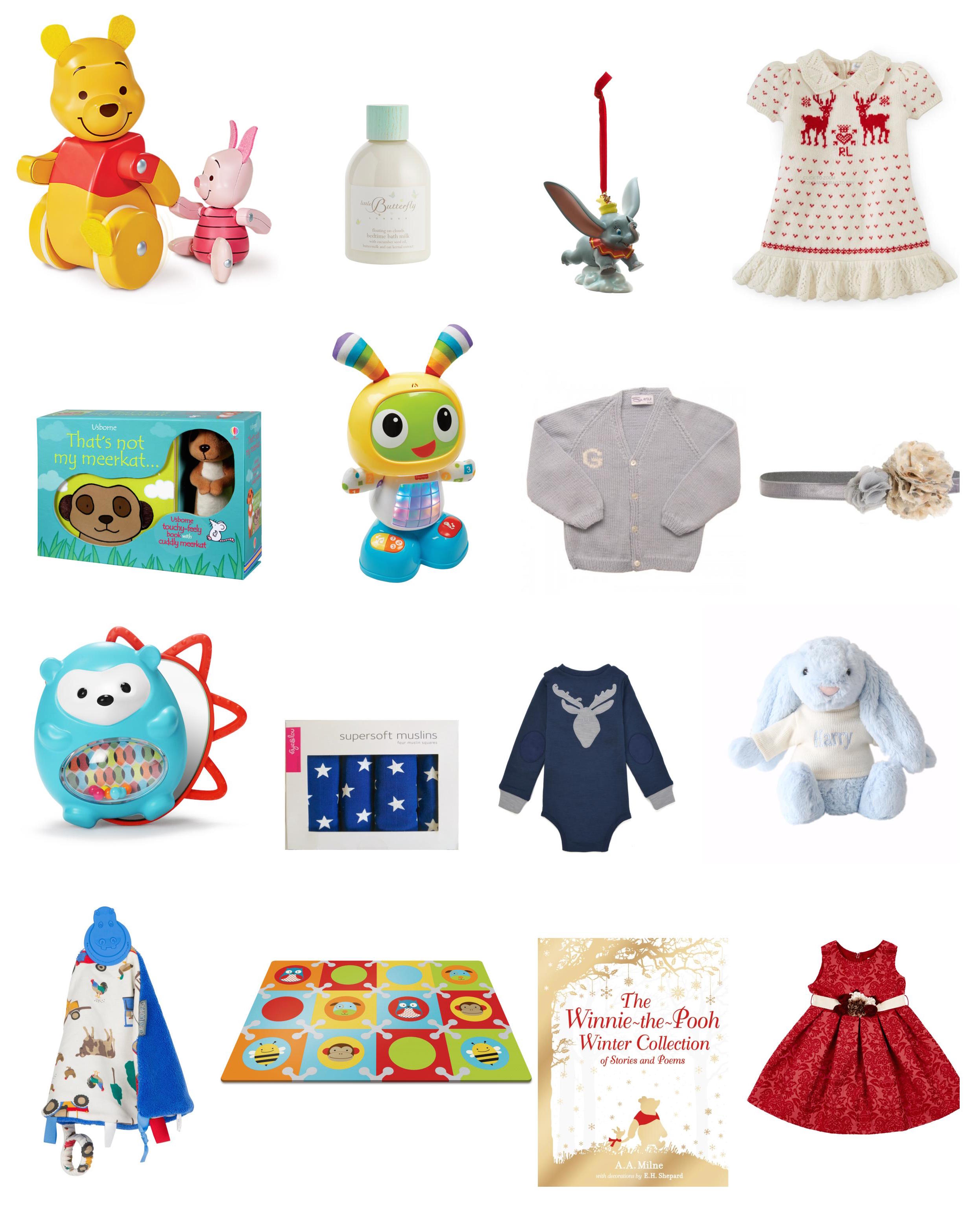 Christmas Gift Ideas For Newborn Baby : Christmas gift ideas for baby mummy in the city