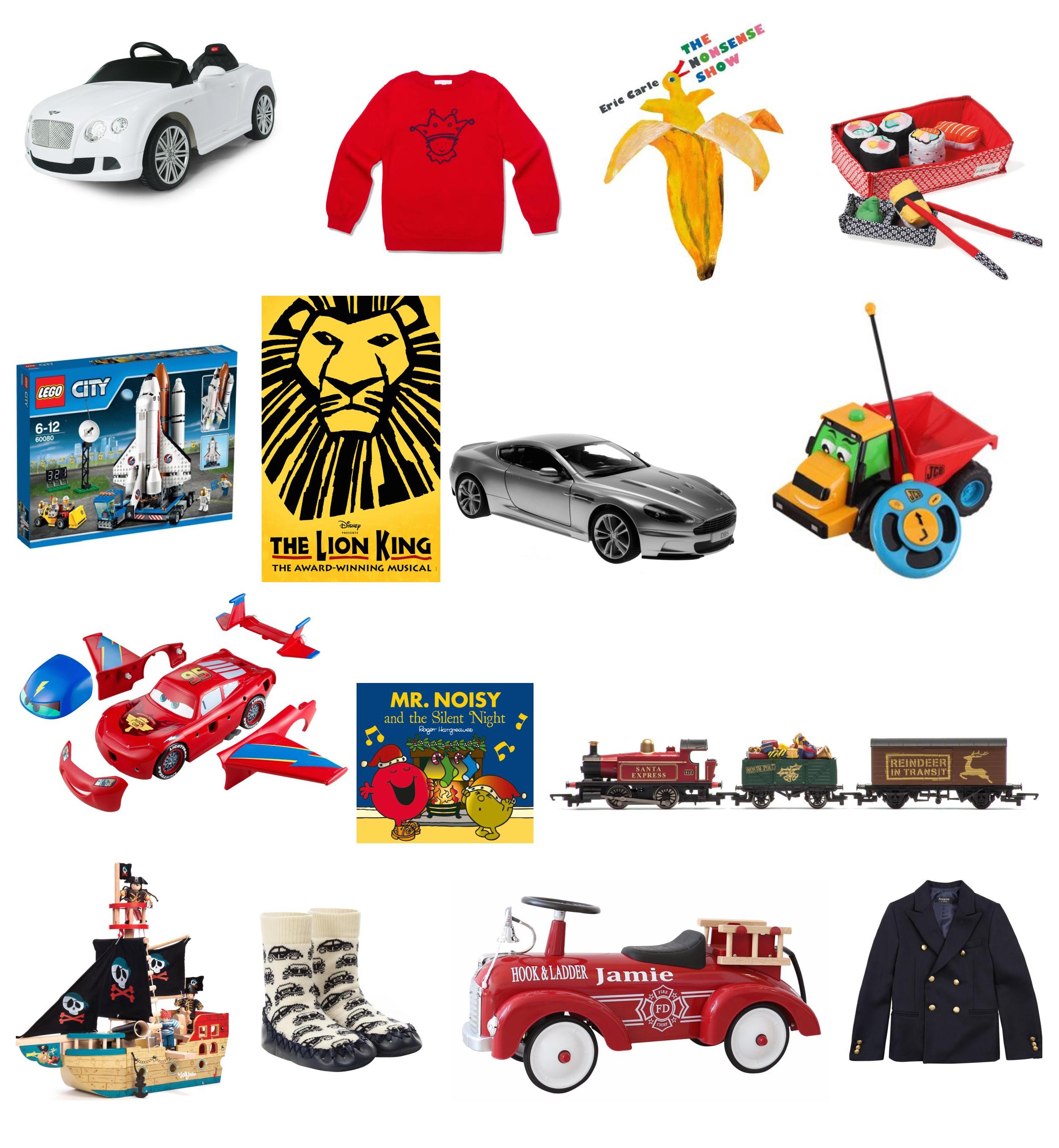 15 Christmas gift ideas for boys - Mummy in the City