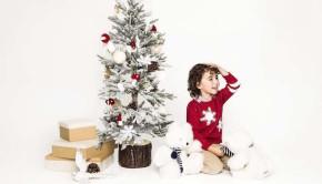 Cashmirino Christmas Sweater for RBH Charity