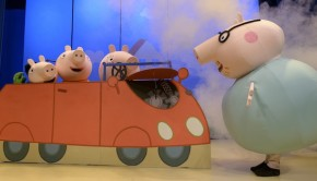 Peppa Pig's Big Surprise Car Trouble