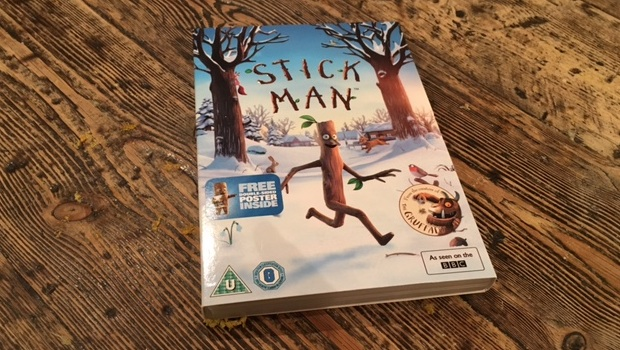 Stick Man Dvd Brings Children S Classic To Life Mummy In