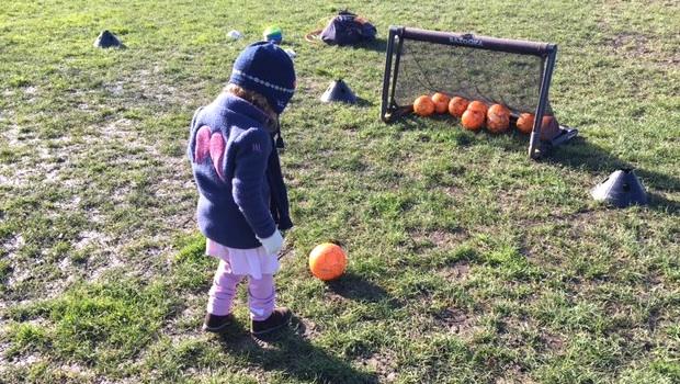 Football Park Outdoor Sports