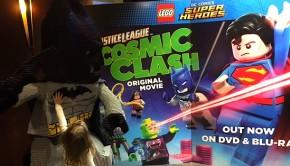 Super Heroes Lego Cosmic Clash