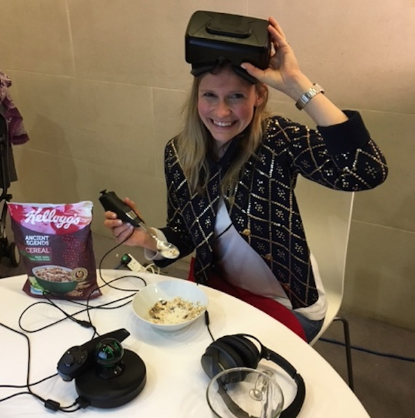 Tine Kelloggs Virtual Reality