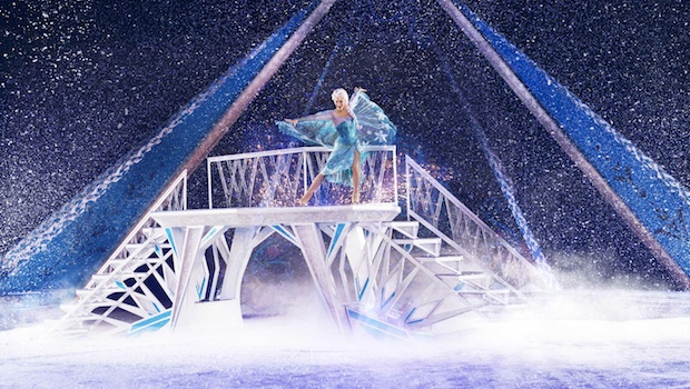 Frozen Disney on Ice Elsa