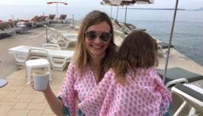 Seraphina London Cover Ups Mum Daughter