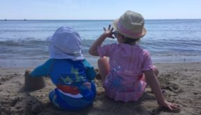 Sand Dollar Swim UV Clothing