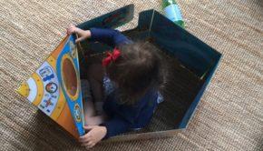 Subarmine Pretend Play Book