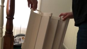 Baby Safe Homes Baby proofing Stair gate